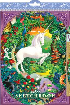 eeBoo Unicorn Sketchbook