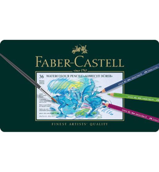 Faber-Castell Albrecht Durer Watercolor Pencil Set 36