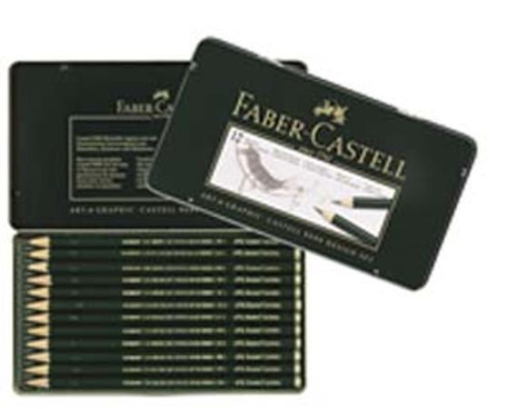 Faber-Castell 9000 Design Set