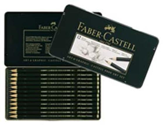 Faber-Castell 9000 Art Set