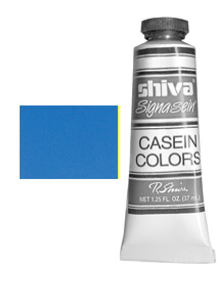 Shiva Signa-Sein Casein Series 4: 37ml Cobalt Blue