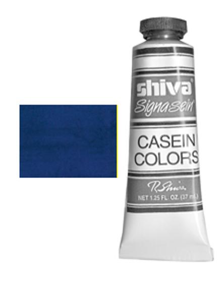 Shiva Signa-Sein Casein Series 1: 37ml Shiva Blue Deep
