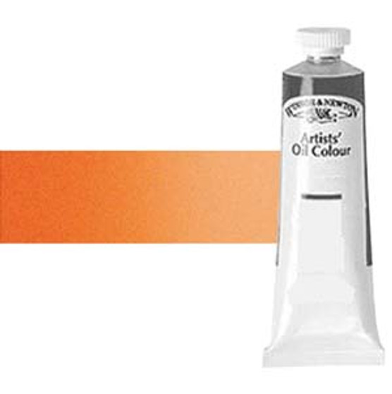 Winsor & Newton Artists Oil Colour 37ml Cadmium Orange