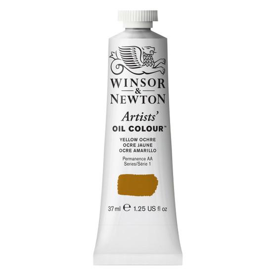 Winsor & Newton Artists Oil Colour 37ml Yellow Ochre