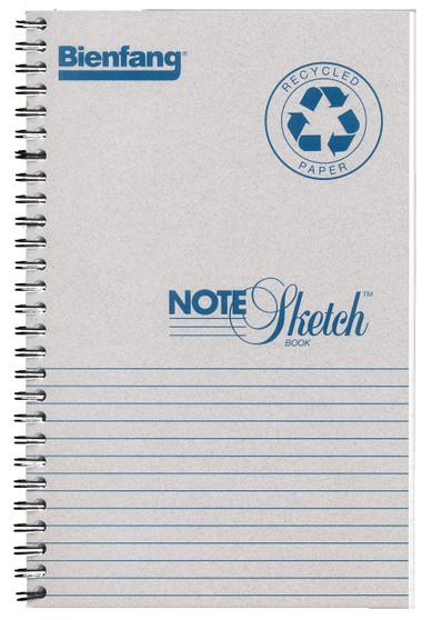 Bienfang Notesketch Horizontal 5.5x8.5