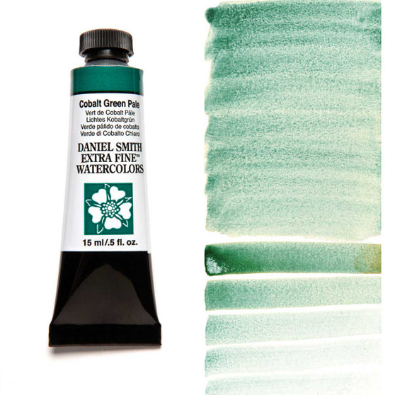 Daniel Smith Extra-Fine Watercolor 15ml Cobalt Green Pale