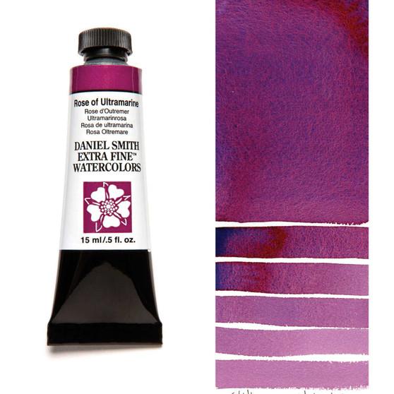 Daniel Smith Extra-Fine Watercolor 15ml Rose of Ultramarine