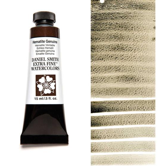 Daniel Smith Extra-Fine Watercolor 15ml Hematite (Primatek)