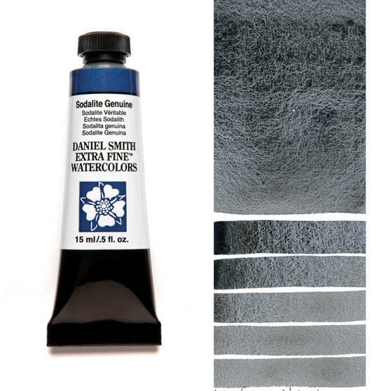 Daniel Smith Extra-Fine Watercolor 15ml Sodalite Genuine (Primatek)