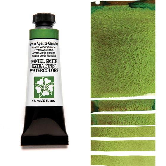 Daniel Smith Extra-Fine Watercolor 15ml Green Apatite Genuine (Primatek)