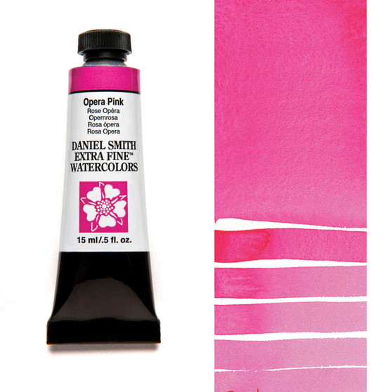 Daniel Smith Extra-Fine Watercolor 15ml Opera Pink