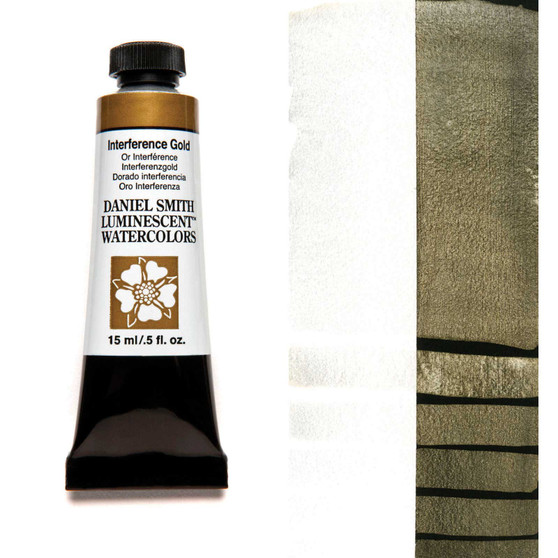 Daniel Smith Extra-Fine Watercolor 15ml Interference Gold