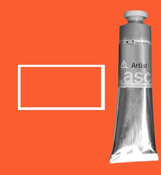 Lascaux Artist Acrylic 45ml Series 4: Cadmium Orange Medium