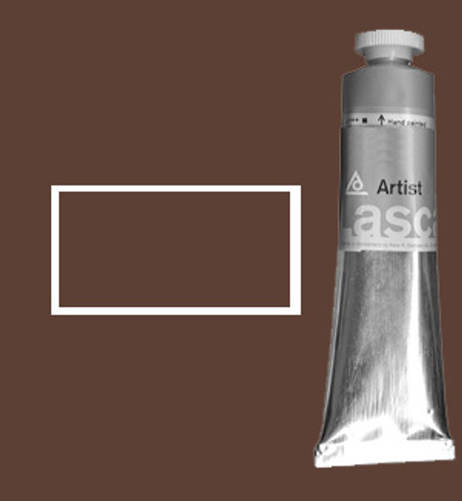 Lascaux Artist Acrylic 45ml Series 1: Tran Oxide Brown