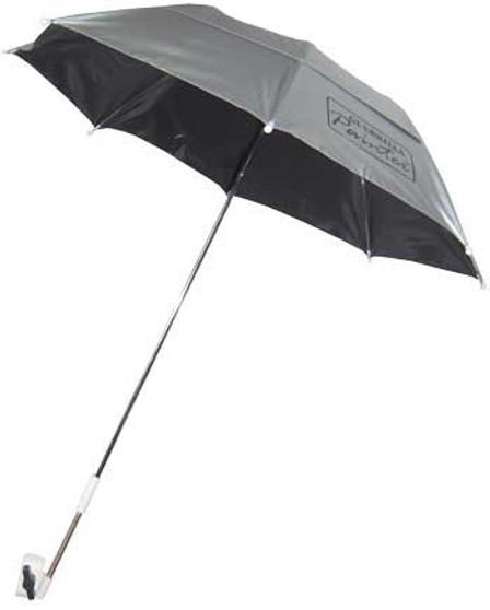 Guerrilla Painter Silver Deluxe Soft Clamp Umbrella Kit