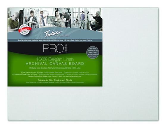 Tara Fredrix Archival Linen Board 8x10