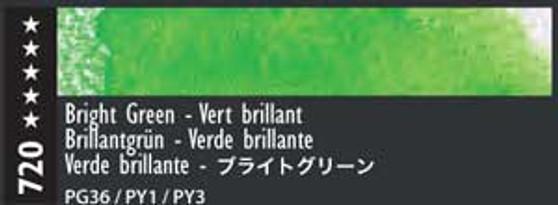 Caran d'Ache Museum Aquarelle Watercolor Pencil Bright Green