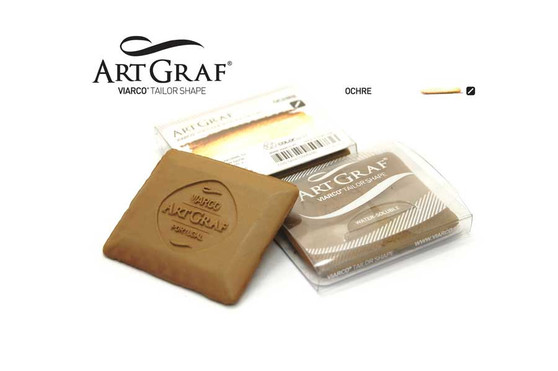 Viarco ArtGraf Watersoluble Tailor Shape Ochre