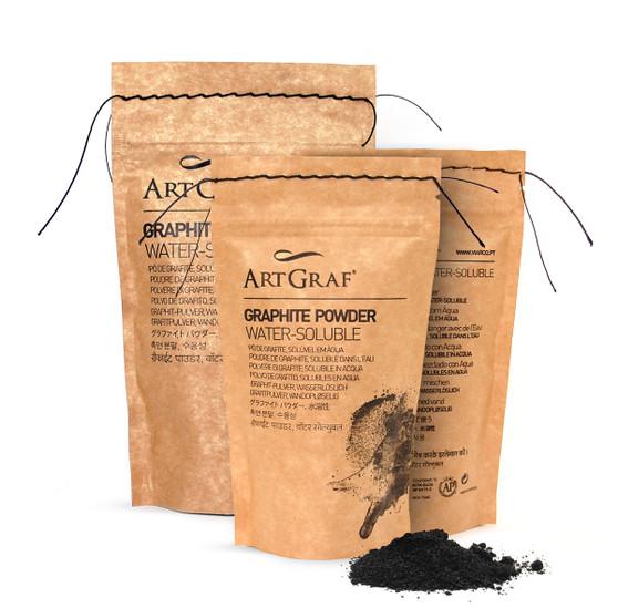 Viarco ArtGraf Watersoluble Powdered Graphite 100gsm