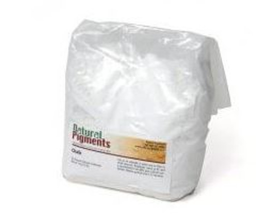 Natural Pigments Fine Chalk (Calcite) 1kg