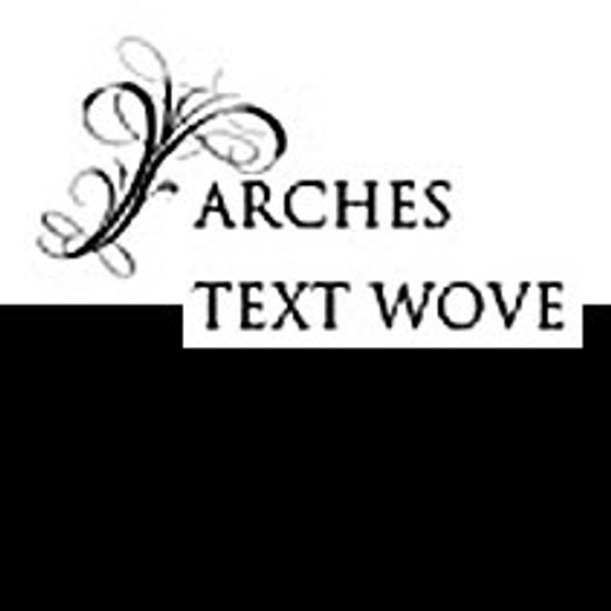 Arches Text Wove 25x40 White