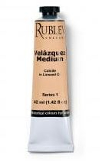 Natural Pigments Rublev Oil Velazquez Medium 50ml