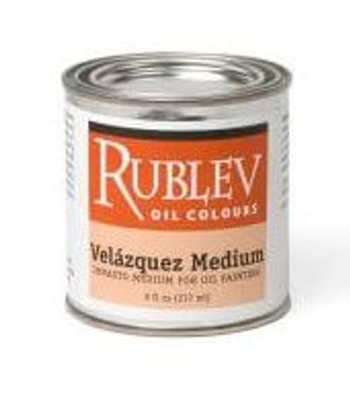 Natural Pigments Rublev Oil Velazquez Medium 8oz