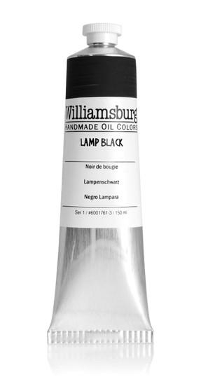 Williamsburg Handmade Oil 150ml Lamp Black