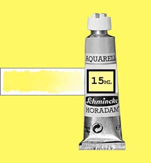 Schmincke Horadam Aquarell 15ml Lemon Yellow - 215