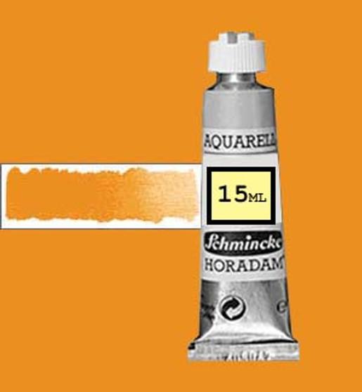 Schmincke Horadam Aquarell 15ml Cadmium Orange Light - 227