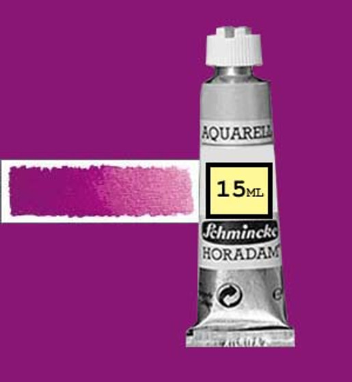 Schmincke Horadam Aquarell 15ml Brilliant Red Violet - 940