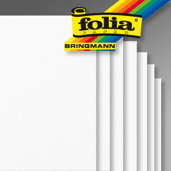 Folio Stationery Card 270G 8.5x11 White 25pk
