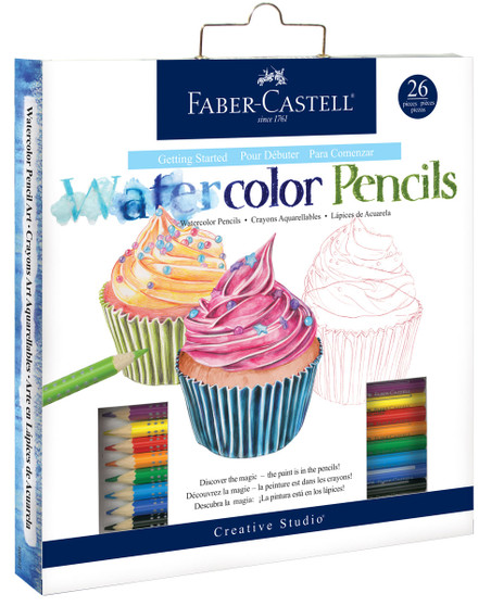Faber-Castell Getting Started Set Watercolor Pencil
