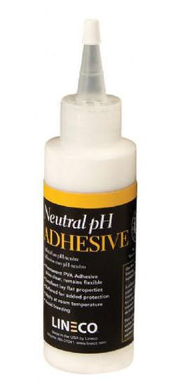 PVA Neutral pH Adhesive 4 oz bottle