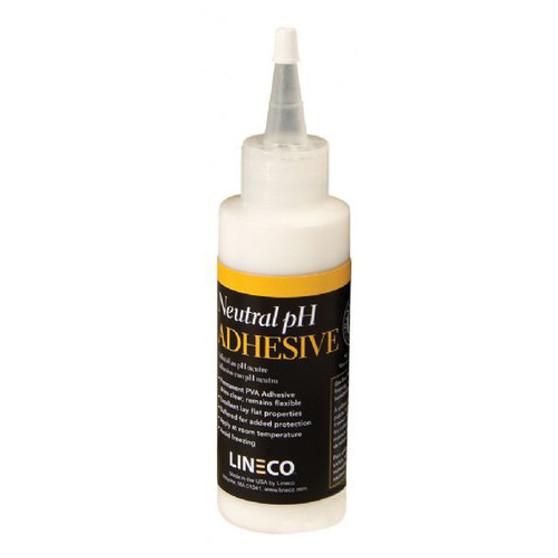 Lineco PVA Neutral pH Adhesive 8oz Bottle