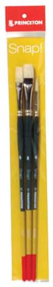 Princeton Snap! 9700 Bristle Brush Set 3 Pack #4