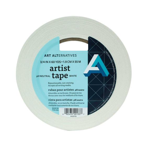 Art Alternatives Artist Tape 3/4x60yd