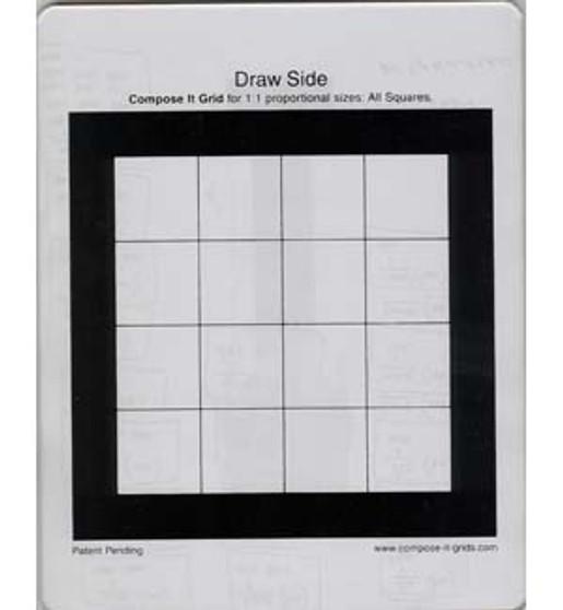 Compose It Grid 1x1 Proportion