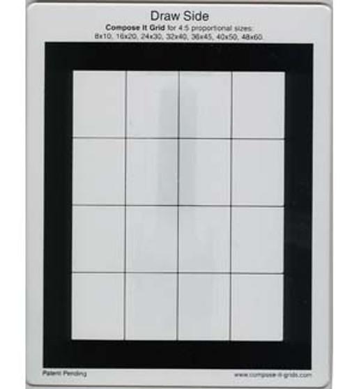 Compose It Grid 4x5 Proportion