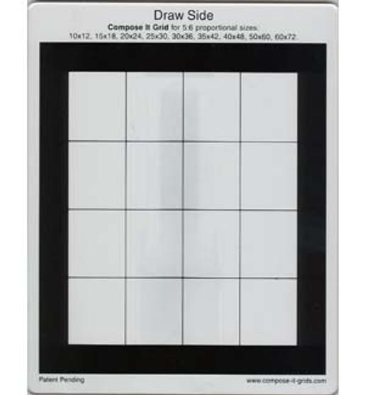Compose It Grid 5x6 Proportion