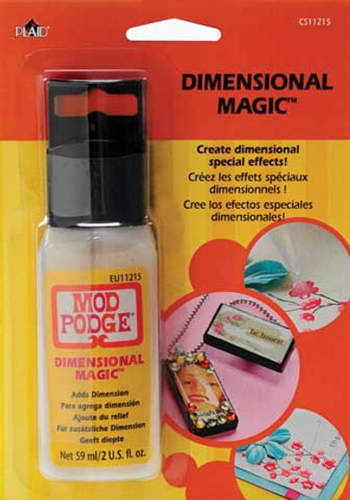 Mod Podge Dimensional Magic 2oz bottle