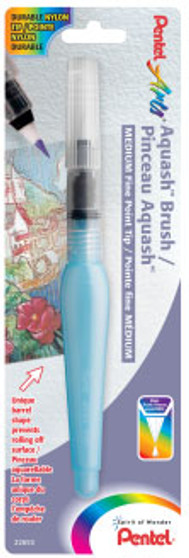 Pentel Aquash Water Brush Medium Point