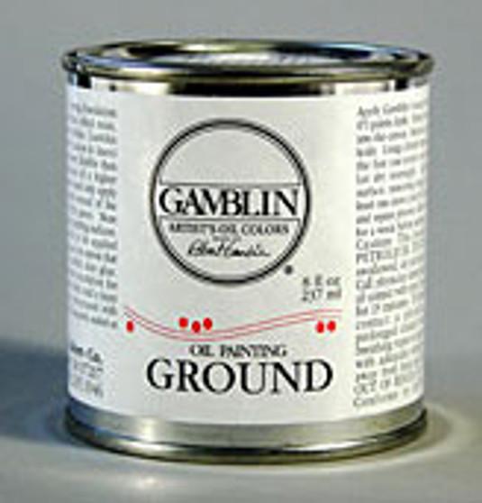 Gamblin Ground 8 Fl Oz