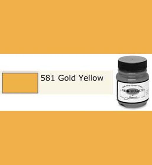 Jacquard Neopaque 2.25oz 581 Gold Yellow