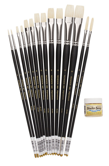 Jack Richeson Joe Paquet Custom Brush Set