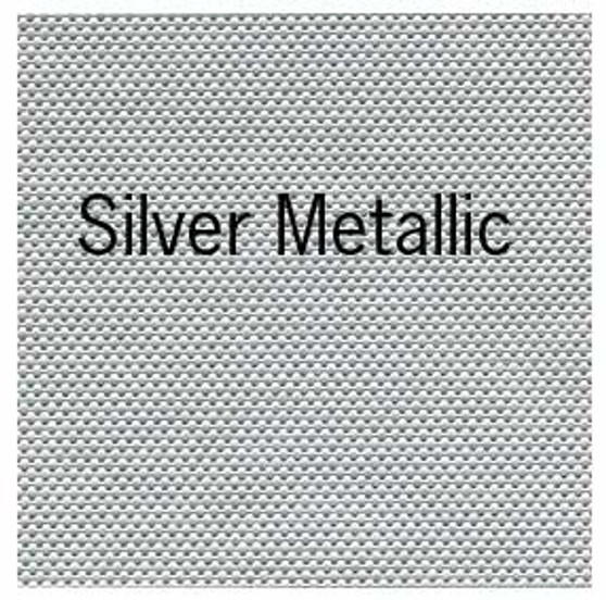 """Books by Hand Book Covering 18x19"""" Sheet Silver Metallic"""