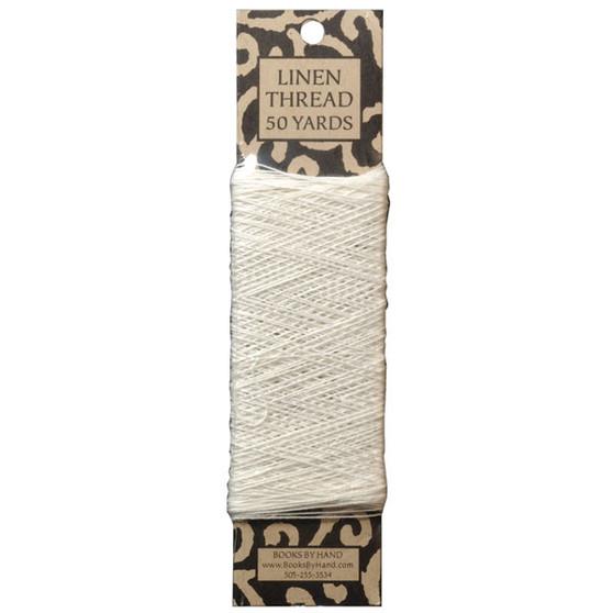 Lineco Unwaxed Linen Thread 50yd