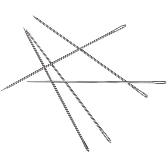 Lineco Binder's Needles 5pack