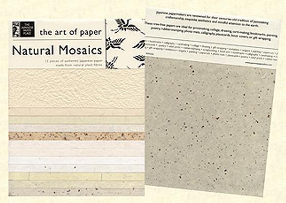 Potluck Paper Pack Natural Classic 8.5x11
