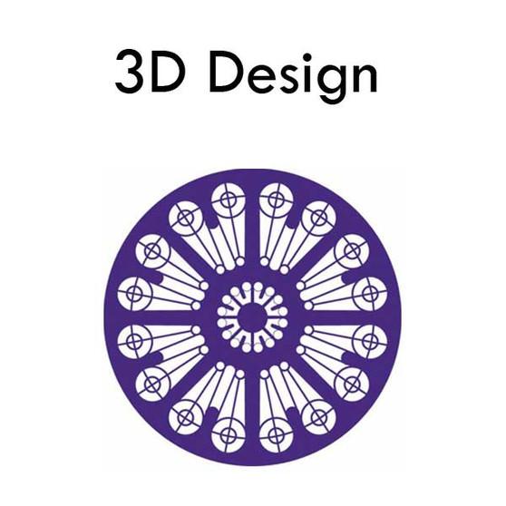 3D Design with Monica Rudquist